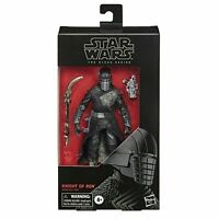 Hasbro Star Wars The Black Series Knight of Ren 6-Inch Action Figure
