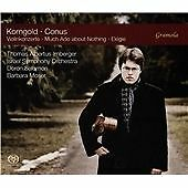 Korngold:Much Ado About [Thomas Albertus Irnberfer; Israel Symphony Orchestra; D