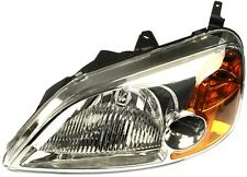 FITS 2001-2003 HONDA CIVIC 2DR COUPE LEFT DRIVER SIDE FRONT HEADLAMP ASSEMBLY
