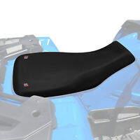 ATV Seat Cover Black for Polaris Sportsman 450 570 2014-2020 2021 PU Leather