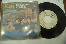 "I DELFINI""CREDIMI CARA/NON PIANGO MAI-disco 45 giri CDB 1966"" BEAT italy"
