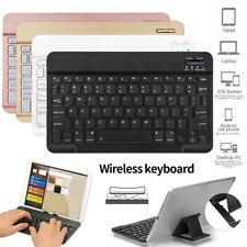 Slim Universal Wireless Keyboard For Amazon Fire 7 2019 (9th Gen) 7-inch Tablet