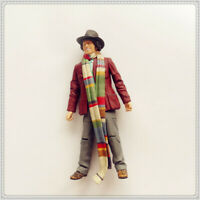 "Doctor Who the 4TH FOURTH Doctor action figure 5.5"" old loose"