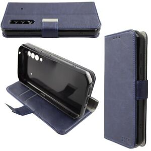 caseroxx Bookstyle-Case for Blackview BL6000 Pro 5G made of faux leather