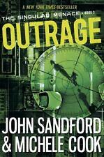 Outrage (the Singular Menace, 2) (Paperback or Softback)