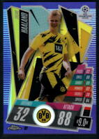 2020-21 Topps Chrome Match Attax UEFA League Soccer - Pick A Card - Refractors