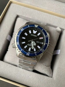 Citizen Promaster Diver Watch * NY0098-84E Automatic Asia Limited Edition