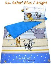 Minky Safari Nursery Blankets & Throws