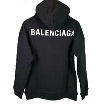 Authentic Balenciaga Black Hoodie