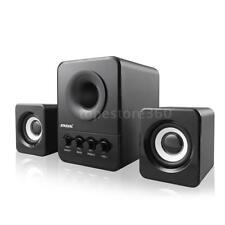 Multimedia Speaker System Computer Laptop Speaker 2.1 Subwoofer Sound Box K7Q1