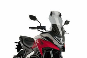 Puig Touring Screen with Extender Visor Honda NC 750 X 2021 - 20753H