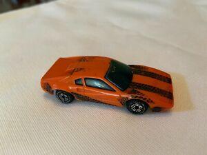 Hot Wheels Orange Ferrari Racebait 308 Rare Set Car Screamer Vintage Blackwall