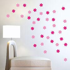 30 Flower Bedroom Kitchen Bathroom Wall Stickers, Decal