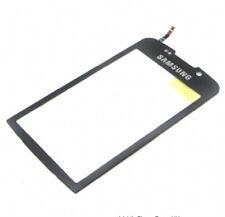 VETRO+TOUCH SCREEN per SAMSUNG GT B7610 OMNIA PRO LCD DISPLAY VETRINO NUOVO NERO