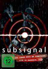 "DVD Subsignal Out There Must Be Something DVD "" ROCK"