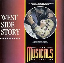 WEST SIDE STORY - THE MUSICALS COLLECTION 1 / CD - TOP-ZUSTAND