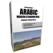 PRM apprendre à parler Modern Standard Arabic language Training Course PC DVD NEUF