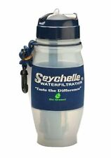 Seychelle Standard 28oz Flip Top Water Filter Bottle (Reduces Fluoride)