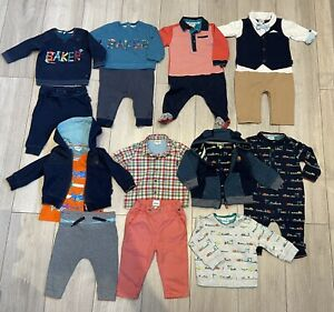 Ted Baker Baby Boys 6-9 Months Bundle Outfits