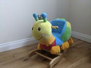 Smyths Toys - Rocking Caterpillar