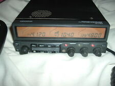 KENWOOD TM742A 2M 440MH MICROWAVE 1.2GHZ HAM RADIO POLICE FIRE EMERGENCY SCANNER