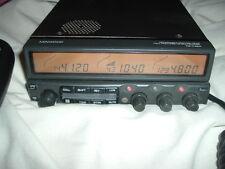KENWOOD TM742A 2M 440MH MICROWAVE 1.2GHZ HAM RADIO POLICE FIRE EMERGENCY SCANNER