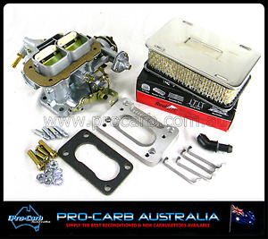 TOYOTA HILUX 22R NEW CARBURETOR FAJS DGEV (WEBER TYPE) PERFORMANCE UPGRADE KIT