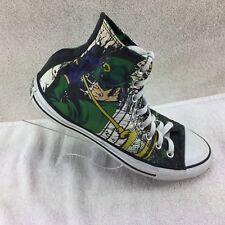 "e93d305cfbc Converse Chuck Taylor DC All Stars ""The Riddler"" High Tops M7 W9"