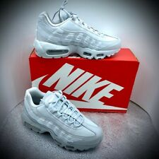 Nike Wmns Air Max 95 LX Platinum Grey AA1103 005 Women's Size 7.5 New With Box