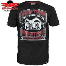 """Phantom Athletics t-shirt """"MMA Team"""" señores Top Sport artes marciales camisa S-XL"""