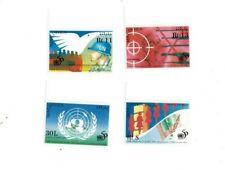 VINTAGE CLASSICS - MALDIVES 9526 - United Nations Set of 4 Stamps - MNH