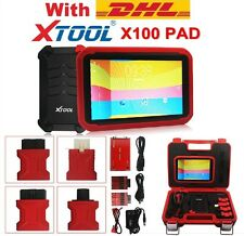 XTOOL X-100 PAD Tablet Programmer EEPROM Adapter Support Special Functions OBD2