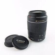 Para Canon EF zoom 55-200mm 1:4. 5-5.6 USM Ultrasonic objetivamente