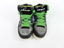 Airwalk Cushioned Hi top Trainers Multi Boys EU 6 UK 3.5 Grade C AC126