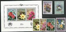 Belgien ** postfrisches Lot Blumen! z.B. MiNr.1179-1181, 2641-2643...!