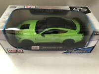 *Limited Edition* Maisto 2020 Mustang Shelby GT500 GRABBER LIME