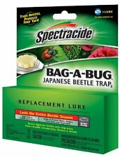 12 Pack SPECTRACIDE JAPANESE BEETLE TRAP BAG A BUG REPLACEMENT LURE BAIT 6541692