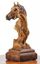 Center Stage - Arabian Horse Sculpture by Arich Harrison