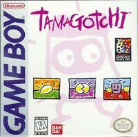 Tamagotchi Nintendo Game Boy