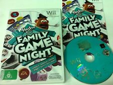 Hasbro Family Game Night Nintendo Wii