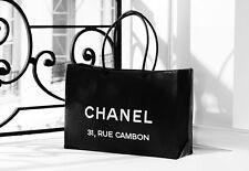 Art Poster Chanel Haute Couture Paris Balcony  Print