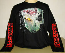 Killswitch Engage As Daylight Dies Long Sleeve T-Shirt Size 2XL & 3XL Metal Band