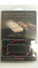 Shadow Humbucker Pickup Ring Tuner Flat Top Tremolo Black SHHBTTRBK