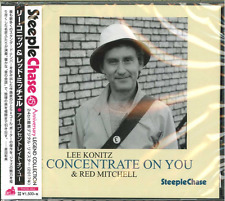 LEE KONITZ & RED MITCHELL-I CONCENTRATE ON YOU-A TRIBUTE...-JAPAN CD Ltd/Ed C94
