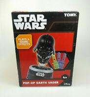 STAR WARS Pop-up Darth Vader mit Sound Tomy Geschicklichkeitsspiel Disney