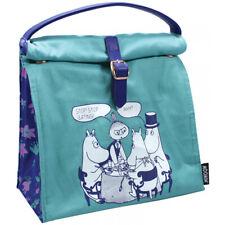 "Half Moon Bay Moomin ""Stop Eating"" Insulated Lunch Bag - LBAGMO01"