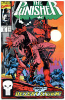 PUNISHER #47, NM+, Mike Baron, Desert Storm, 1987 1991, more in our store