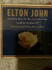 cd single elton john candle in the wind