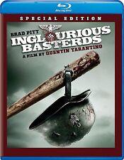 The Inglorious Bastards NEW Blu ray - (Brad Pitt, QuentinTarantino)