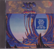 Yes-Union cd album
